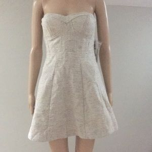 Jessica Simpson Strapless Dress - NWT
